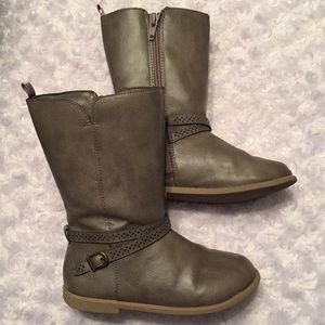 Girls Old Navy boots. Size 10.